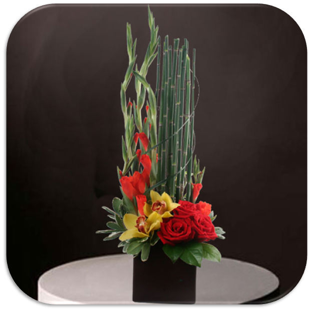Table Flower Arrangements In House And Office Singapore