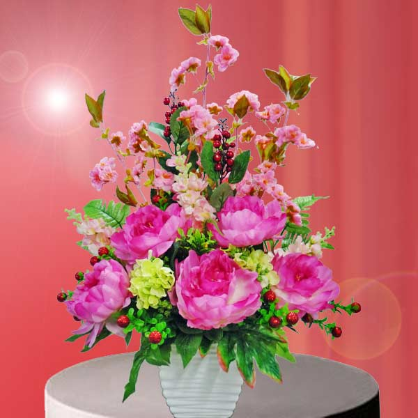 Chinese new year artificial flowers delivery - Flowers for chinese new year ...