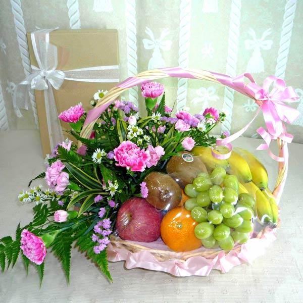 Flower Basket Delivery Singapore : Fruit basket delivery singapore fruits arrangement