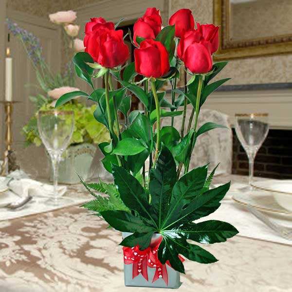Buy Red Roses in Singapore