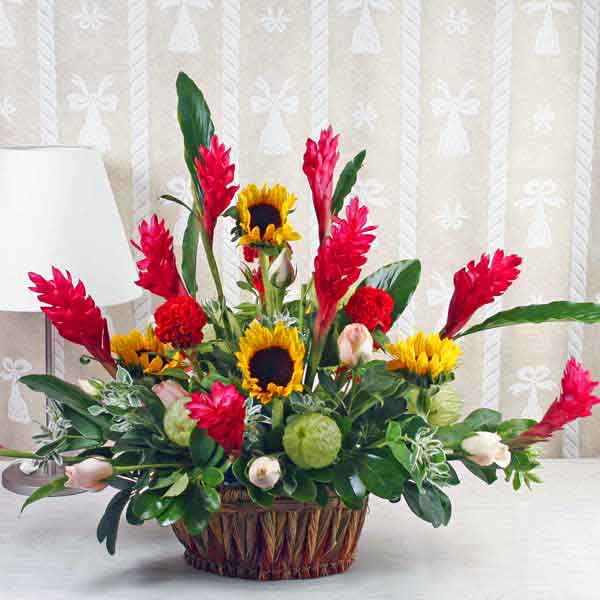 Singapore Ginger Flower Online Ginger Flowers Delivery