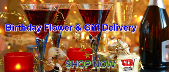 Birthday Gifts & Flowers Delivery