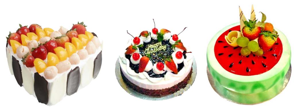 Send Cakes to Singapore