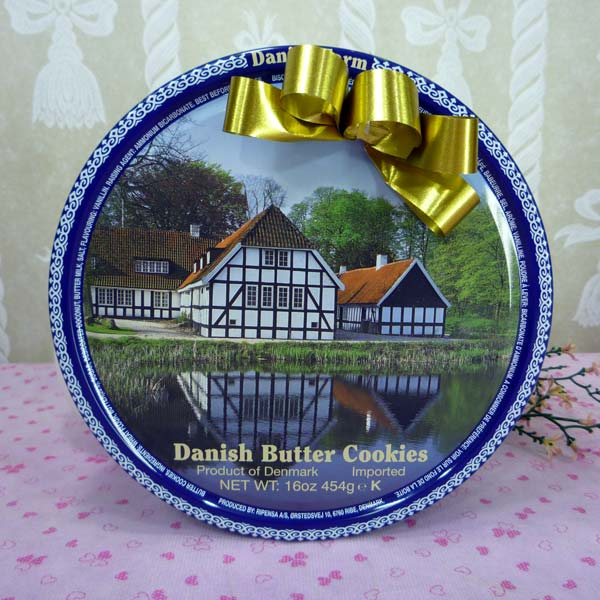 Add-on Danish Butter Cookies