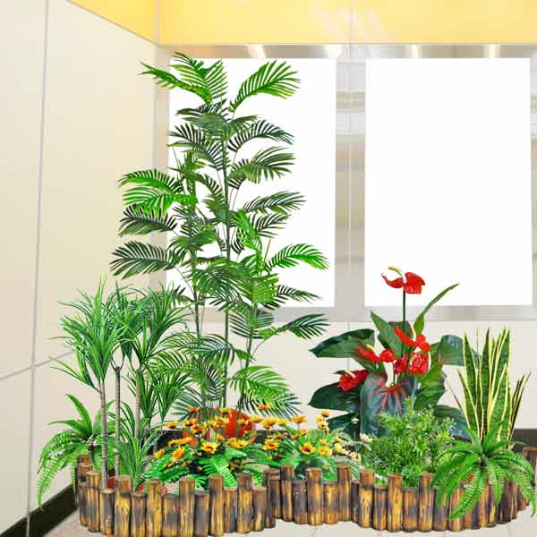 Call us for Quotation Of Artificial Plant Landscaping