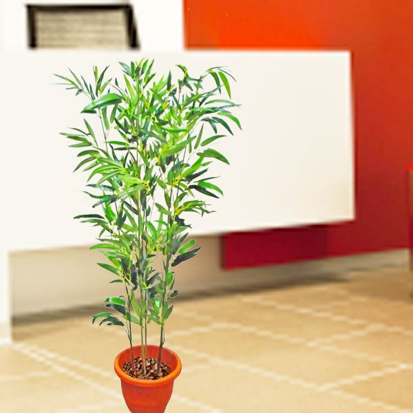 Artificial Bamboo Tree 4 Feet Height