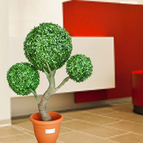 Artificial Topiary Plant 3 feet Height