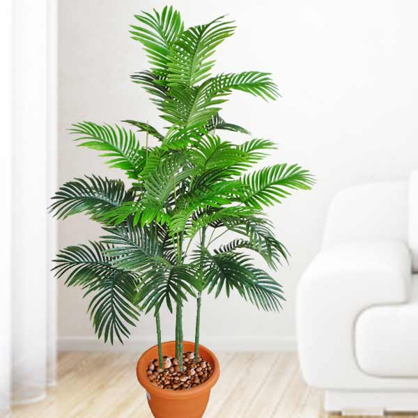 Artificial Areca Palm Tree 145cm Height
