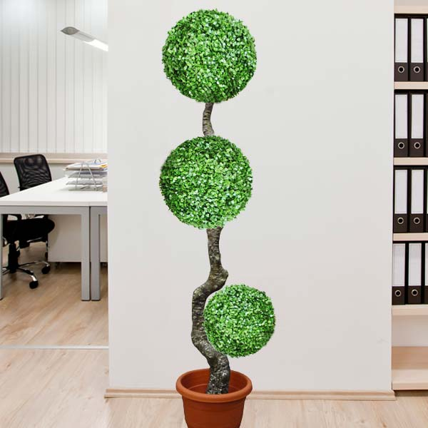 Topiary Artificial Plants 160cm Height
