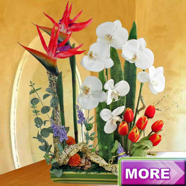 Artificial Table Flower