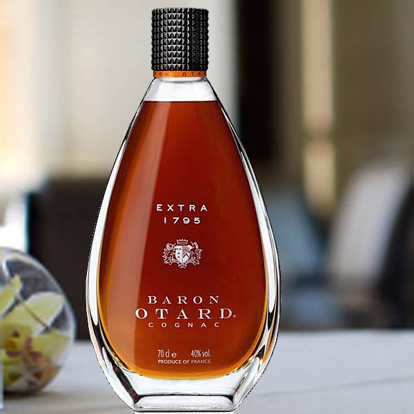 Add-on Baron Otard Extra 1795 Cognac 700 ml