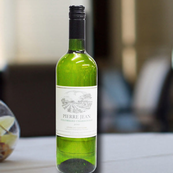 White Wine Produce of France 750ml