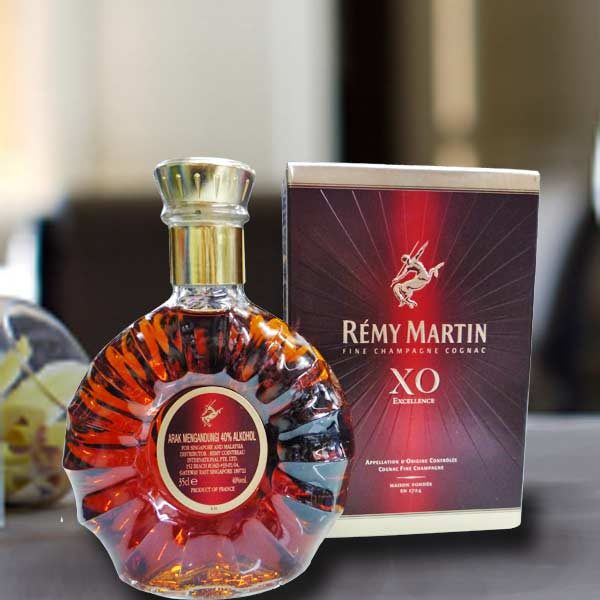 Add-On Remy Martin XO Fine Champagne Cognac 35cl