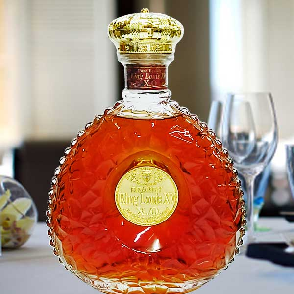 Add-On XO King Louis XV - French Brandy 70cl