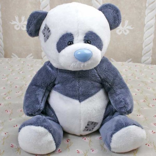 Add-On Blue Nose Panda 8 inches