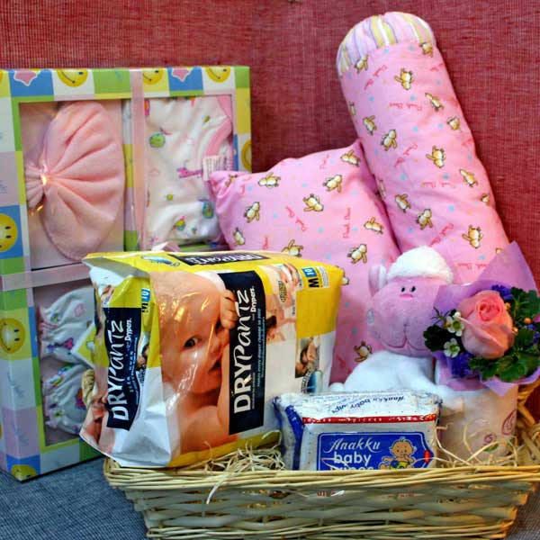 Baby Girl Hamper BB002
