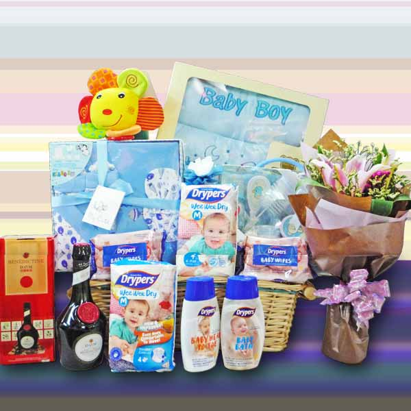 Baby Boy hamper BB005
