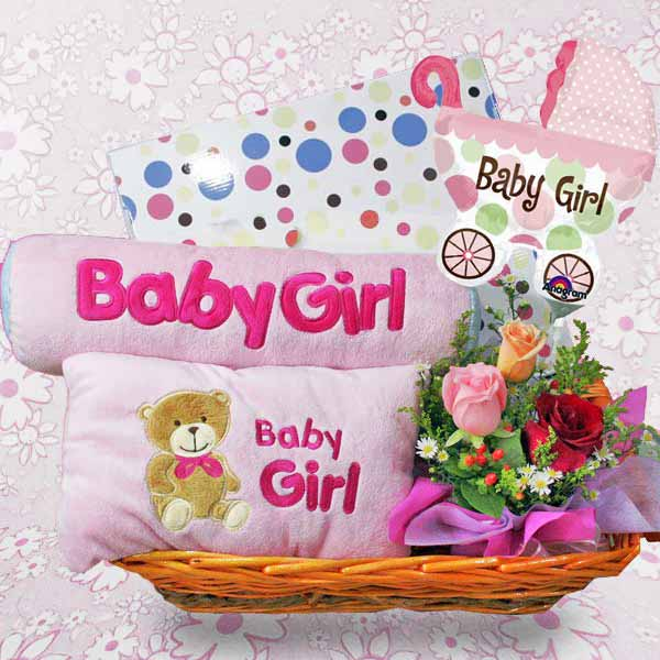 Baby Girl Gift Hamper Delivery