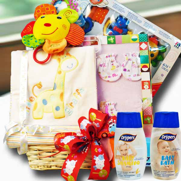 Baby Girl gift set BB049