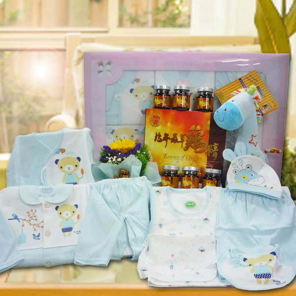 Baby Boy Hamper BB064