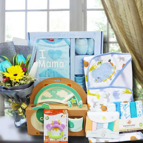 Baby Girl hamper BB072