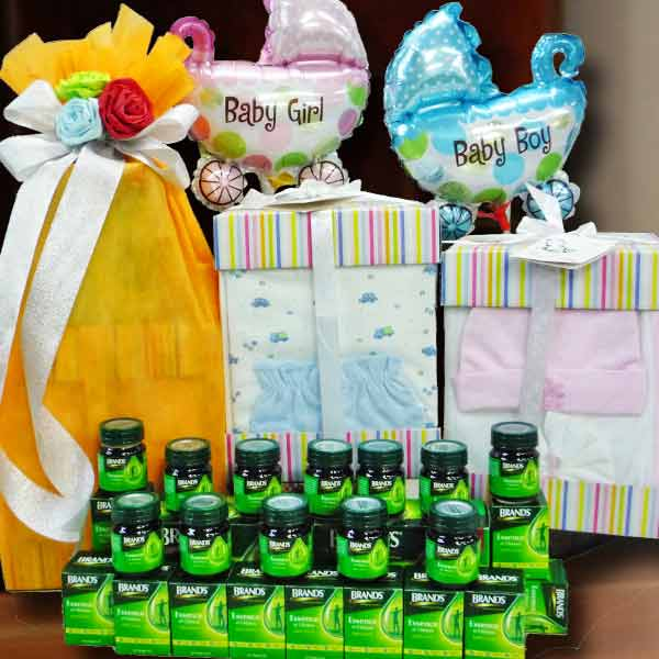 Baby (Boy Or Girl) Hamper Delivery