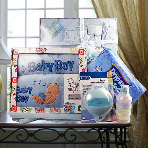 Baby Gift Hamper Delivery : Baby gifts hamper delivery