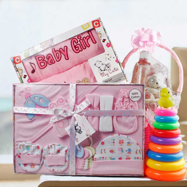 Baby Girl Hamper Delivery in Singapore BB077