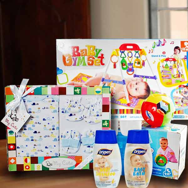Baby Boy Gift Hamper BB082