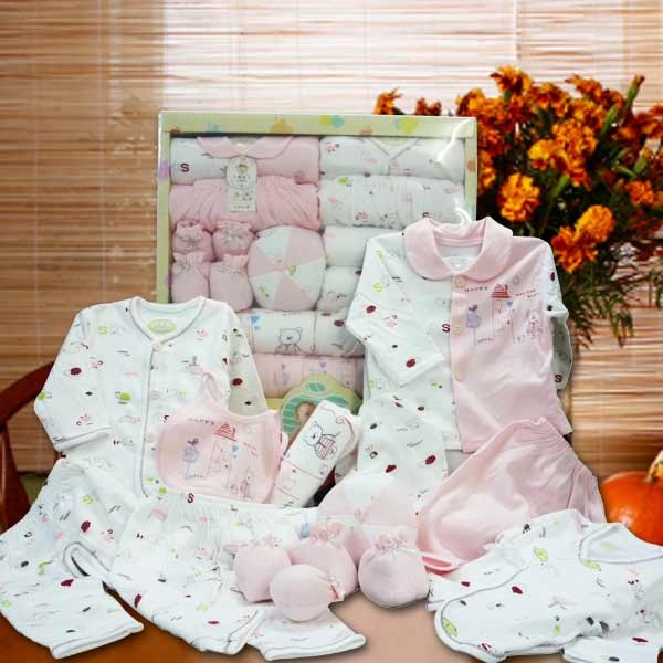 Baby Girl Gift Set Hamper BB095