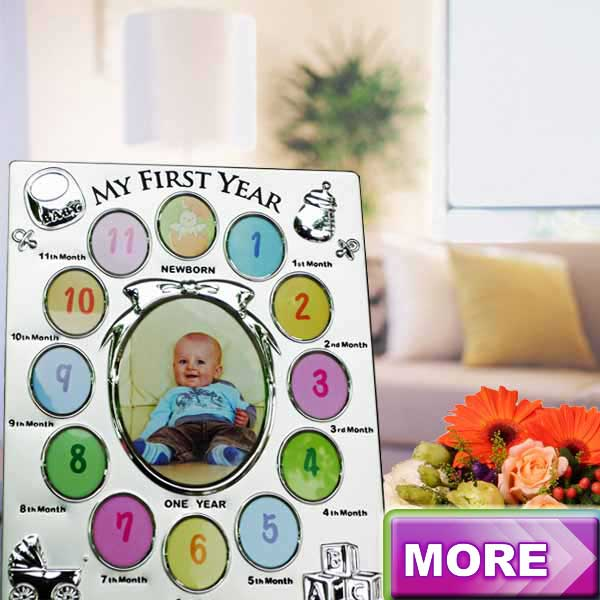 Baby Photo Frame / Album