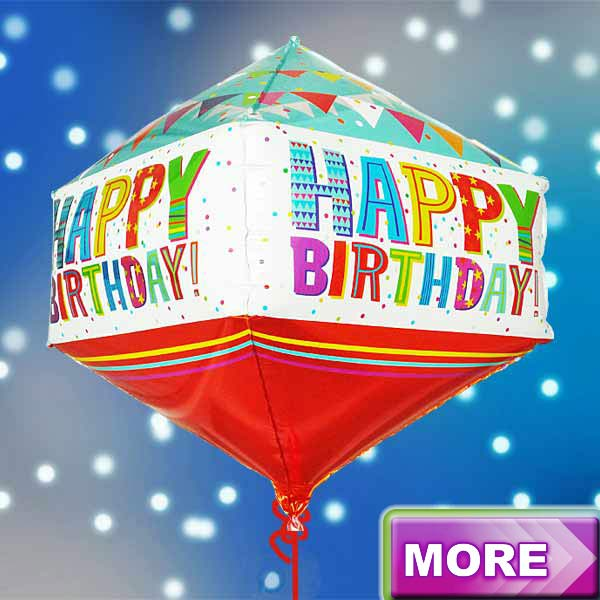 Helium Balloon ( Floating )