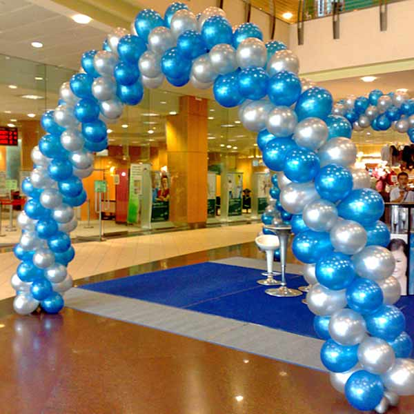 25ft balloon arch ( Call Us Before Order )