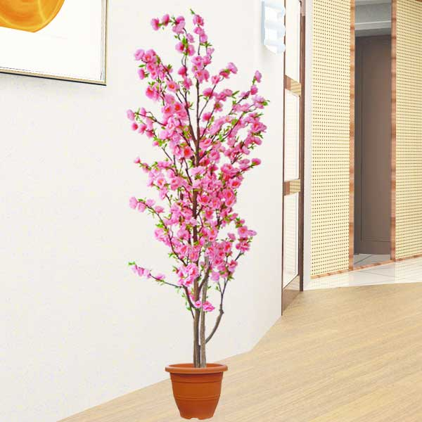 Artificial Cherry Blossom Tree 7 Feet Height