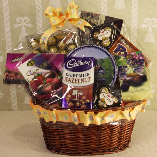Wedding Gift Hamper Singapore : Chocolate Hamper Chocolate Hampers Chocolate Gift Singapore