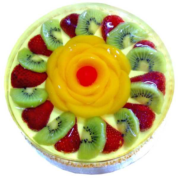 """Mixed Fruit Delight"" Sponge Cake 1KG"