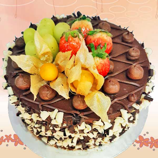 Add-On Choco Fudge Cake 0.5 Kg