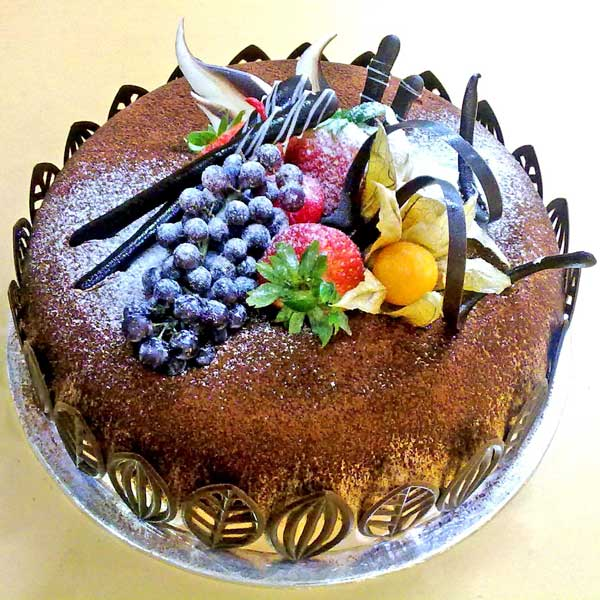 Add-On Cocoa Fruits Cake 1Kg