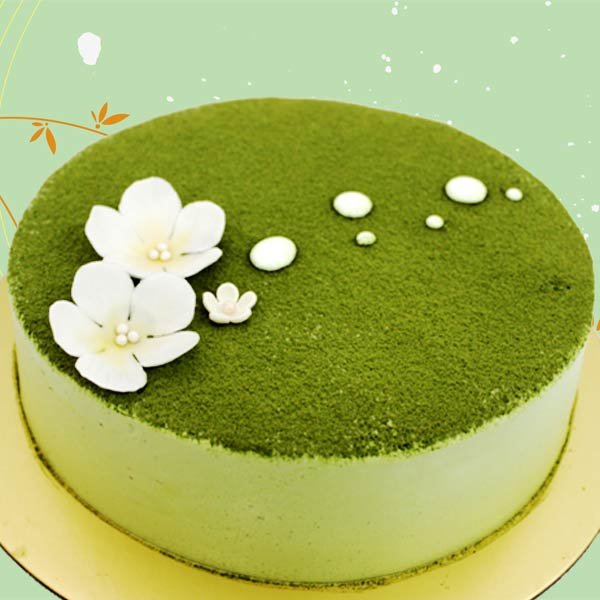 Singapore Online Green Tea Cake Delivery