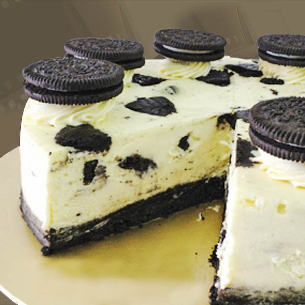 Add-On Oreo cheesecake 1.5 Kg