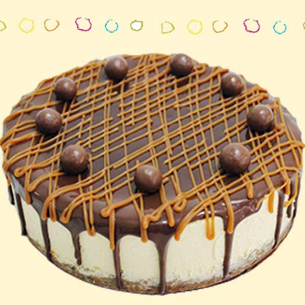 Malteser greek cheesecake 1.4kg ( best seller )