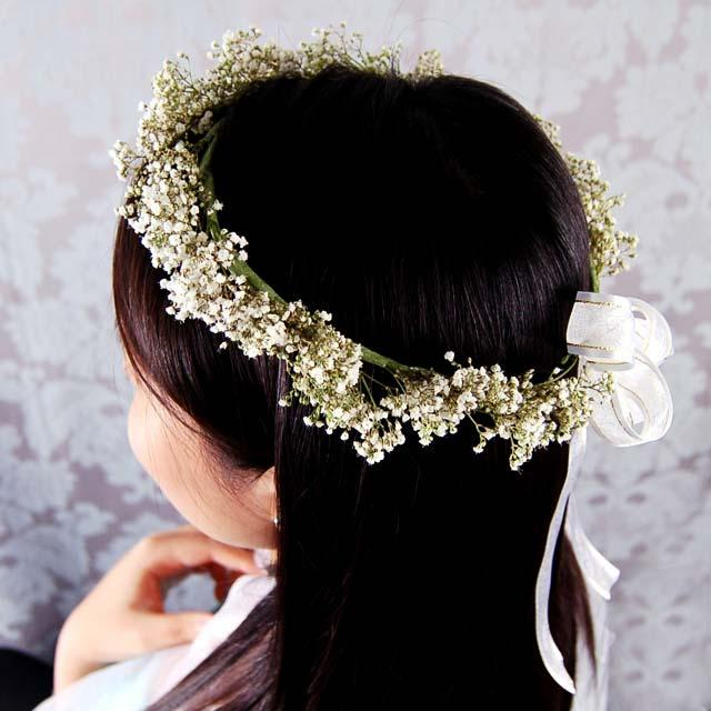 Wedding Flower Crown