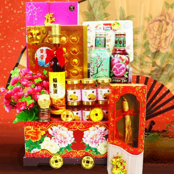 Tai Chi Lunar New Year Chinese Tea Hamper