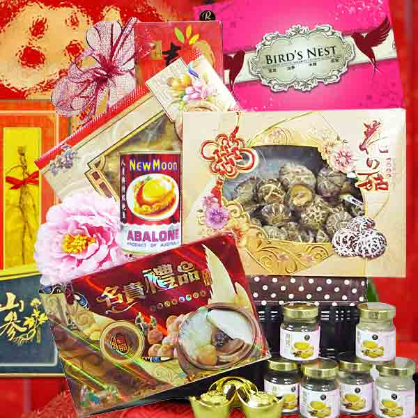 Chinese New Year ABALONE Hamper