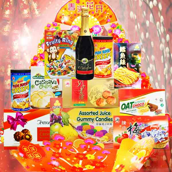 Chinese New Year Hampers in Singapore