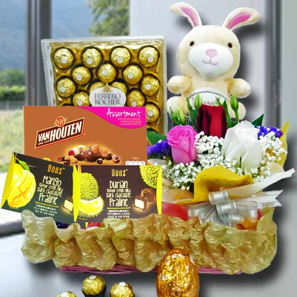 Singapore Easter Day Gift Delivery ED003