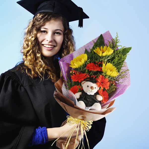 Graduation Flowers Delivery Singapore