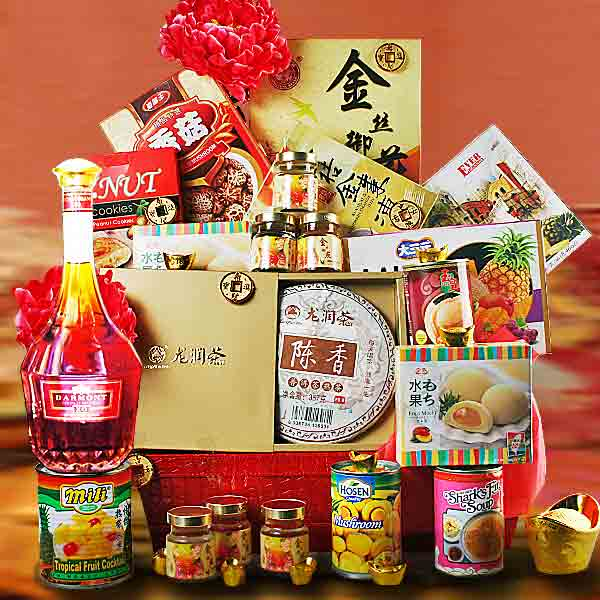 Singapore Florist Gourmet Hampers