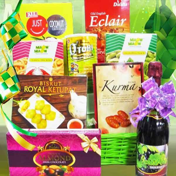Halal Hampers in Singapore
