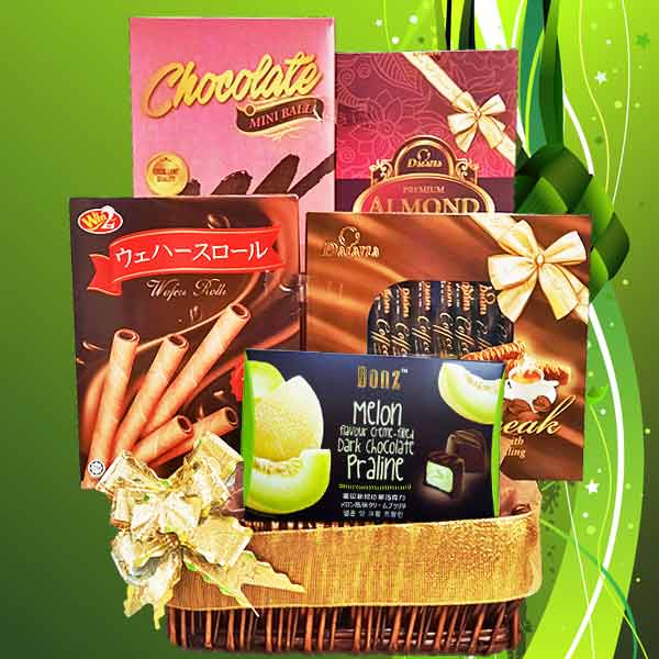 Halal Hamper Delivery